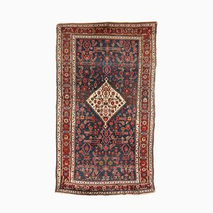 Vintage Malayer Wool & Cotton Carpet