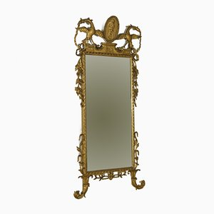 Antique Neoclassical Mirror