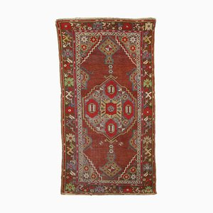 Vintage Turkish Wool Konya Carpet
