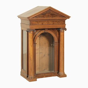 Antique Church Display Cabinet