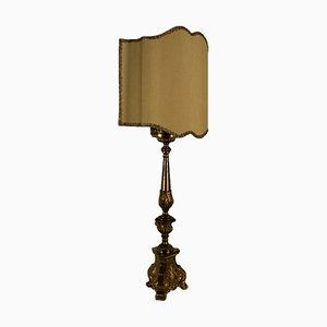 Brass Table Lamp, 1900s