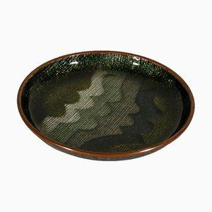 Mid-Century Copper Plate from Del Campo