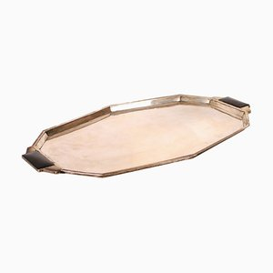 Art Deco Silver Tray