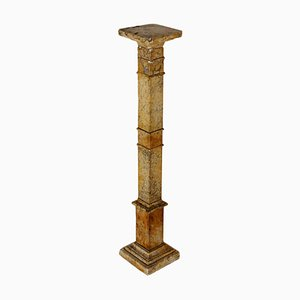 Antique Italian Marble Column