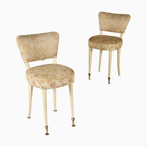 Vintage Stühle, 1950er, 2er Set