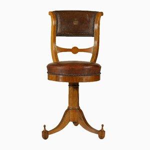 Chaises de Musique Antiques, Italie, Set de 4