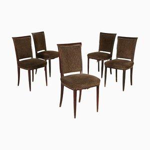 Vintage Stühle, 5er Set