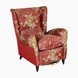 Vintage Bergere Armchair