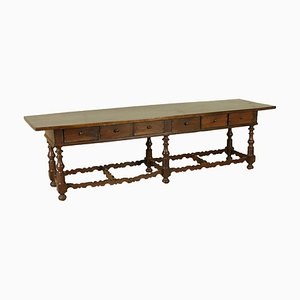Large Antique Table