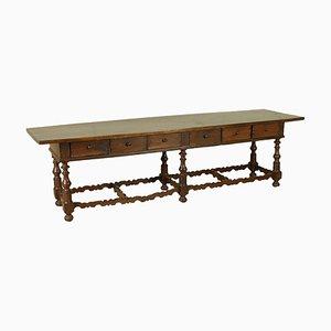 Tavolo grande antico