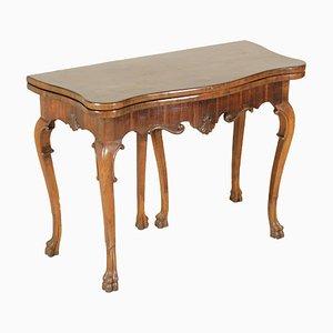 Mesa plegable antigua