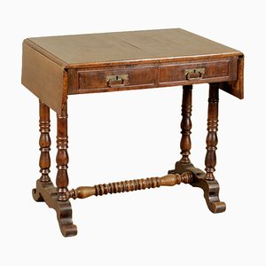 Italian Walnut Desk, 1800s