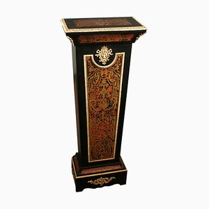 Vintage Revival Style Ebonized Vase Stand