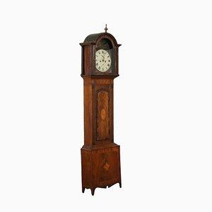 Reloj de pie inglés, década de 1800