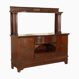 Antique Mahogany Cupboard from Ducrot