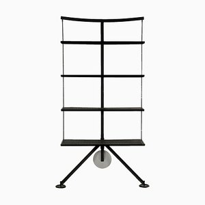 Vintage Italian Metal & Lacquered Model Ran Bookcase by Carlo Forcolini for Alias, 1980s