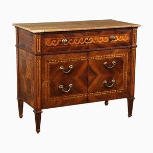 Neoclassical Italian Cupboard