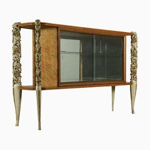 Vintage Italian Display Cabinet