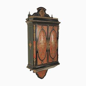 Late 19th Century Napoleon III Hanging Cabinet