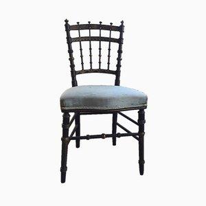 Antiker Napoleon III Stuhl