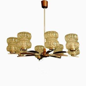 Lámpara colgante danesa vintage