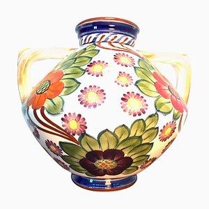 Antike Vase von Aluminia für Royal Copenhagen, 1908