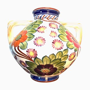 Vaso antico di Aluminia per Royal Copenhagen, 1908