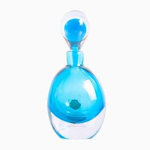 Flacon de Parfum en Verre de Murano par Flavio Poli, 1950s