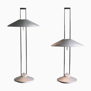 Lampes de Bureau Regina par Jorge Pensi, 1980s, Set de 2