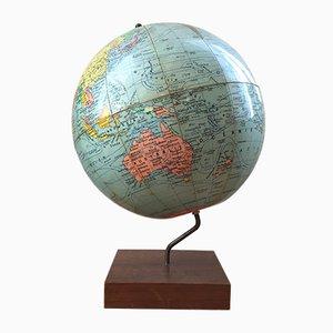 Mid-Century Globus von Girad Barrère
