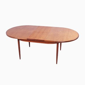 Danish Mid-Century Teak Dining Table