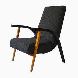 Model 1326 Lounge Chair by Lejkowski & Lesniewski for Krakowskie Fabryki Mebli, 1962