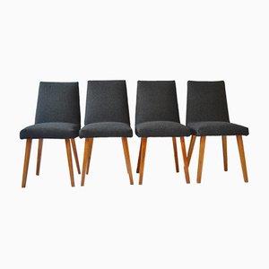 1326 Dining Chairs by Lejkowski & Lesniewski for Krakowskie Fabryki Mebli, 1962, Set of 4