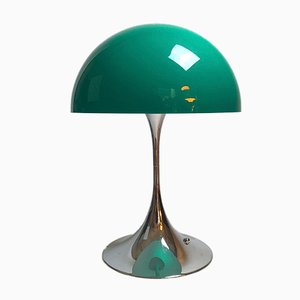 Lámpara de mesa Panthella de Verner Panton para Louis Poulsen, 1972