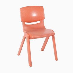 Chaises d'École Vintage par Mark Sebel, 1980s, Set de 12