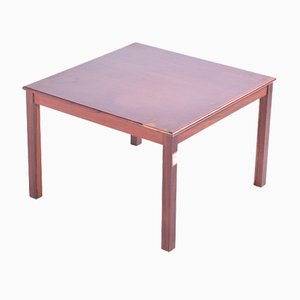 Vintage Danish Rosewood Side Table, 1950s
