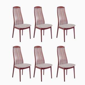 Chaises de Salle à Manger Fresco Vintage de G-Plan, Set de 6
