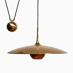 German Onos 55 Ceiling Light by Florian Schulz, 1970s