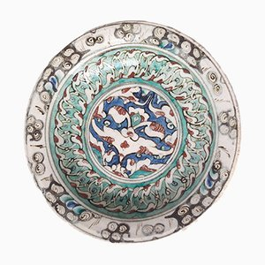 Antique Iznik Plate