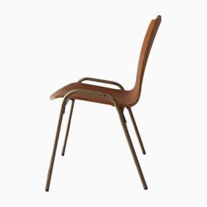 Danish Stacking Chair, 1960s