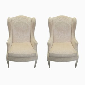 French Chairs, 1950s, Set of 2