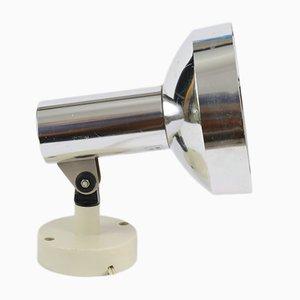 Modell 7166 Wandlampe aus Aluminium von ERCO, 1970er