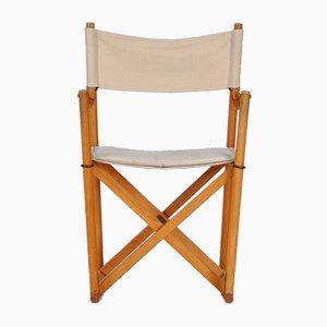 Vintage Folding Chair by Mogens Koch for Rud. Rasmussen, 1960s