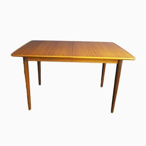 Teak Dining Table by Alf Aarseth for Gustav Bahus, 1960s