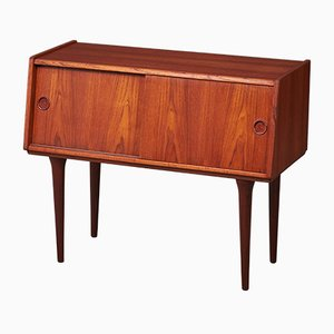 Danish Teak Entrance Furniture, 1960s