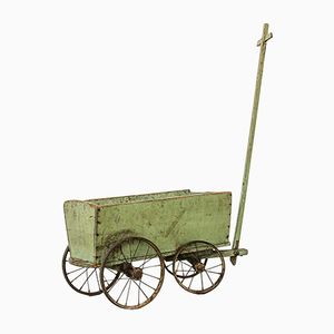 Vintage Trolley Wagon