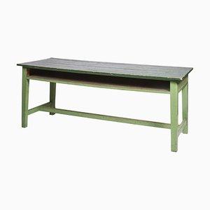 Table de Travail Vintage en Bois