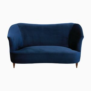Mid-Century Sculptural Sofa from ISA