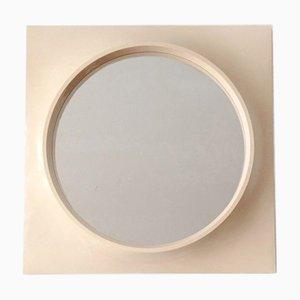 Mid-Century Plastic Mirror, 1960s