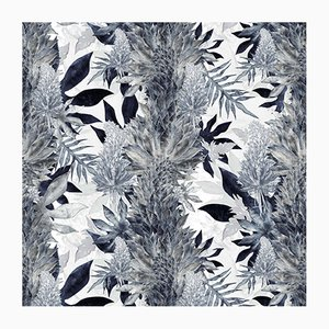Ocean Blue Kimolia Wall Covering by 17 Patterns